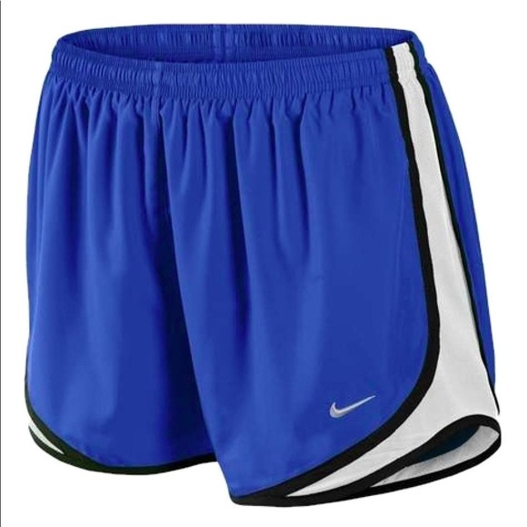 d8a7f313506f Women s Royal Blue Black Nike Short. M 5b65275674359b7ce70b1900